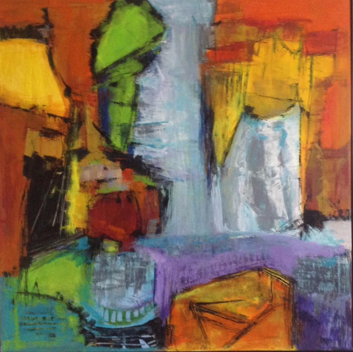 Abstrakt -  solgt til TT