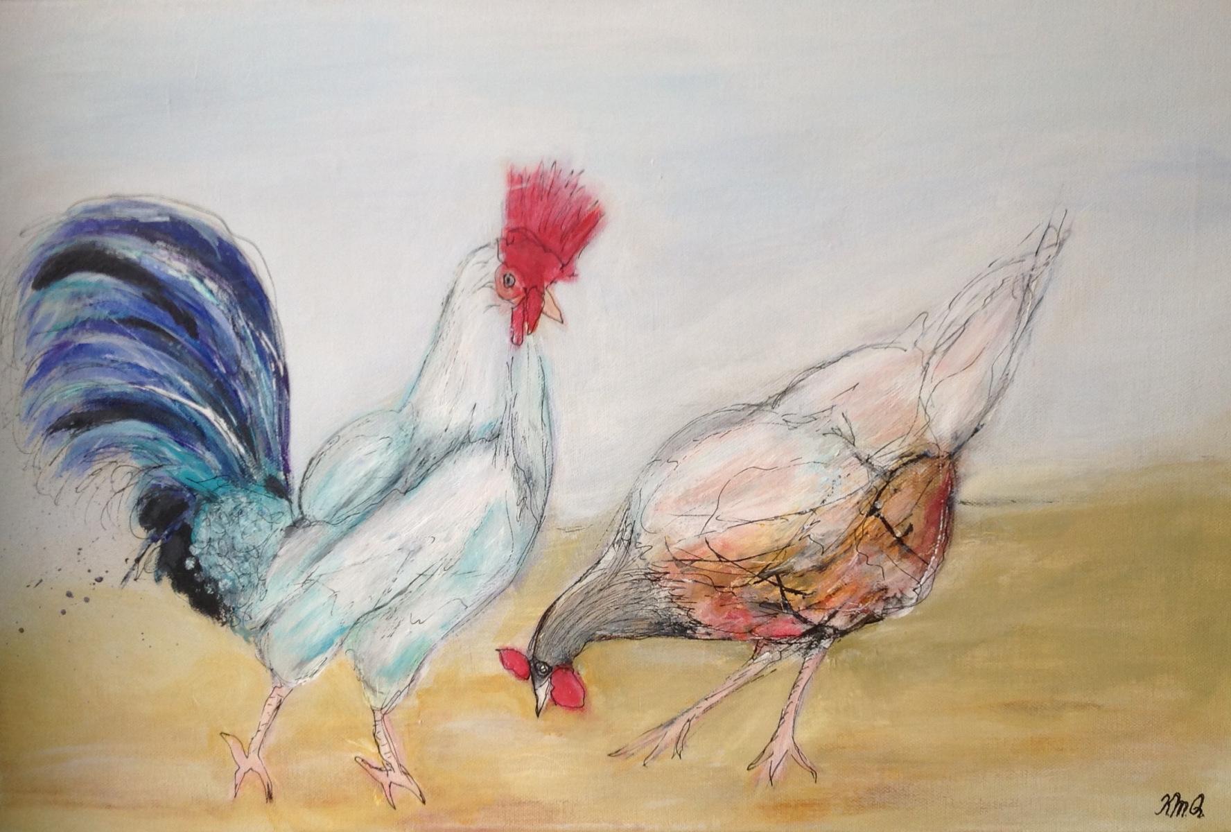Hønse gården  solgt til J N