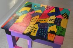 Kunst stol