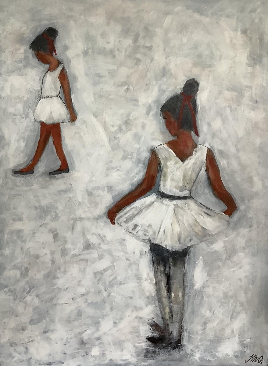 """"""" Balletpiger """" solgt til  I 2020"""