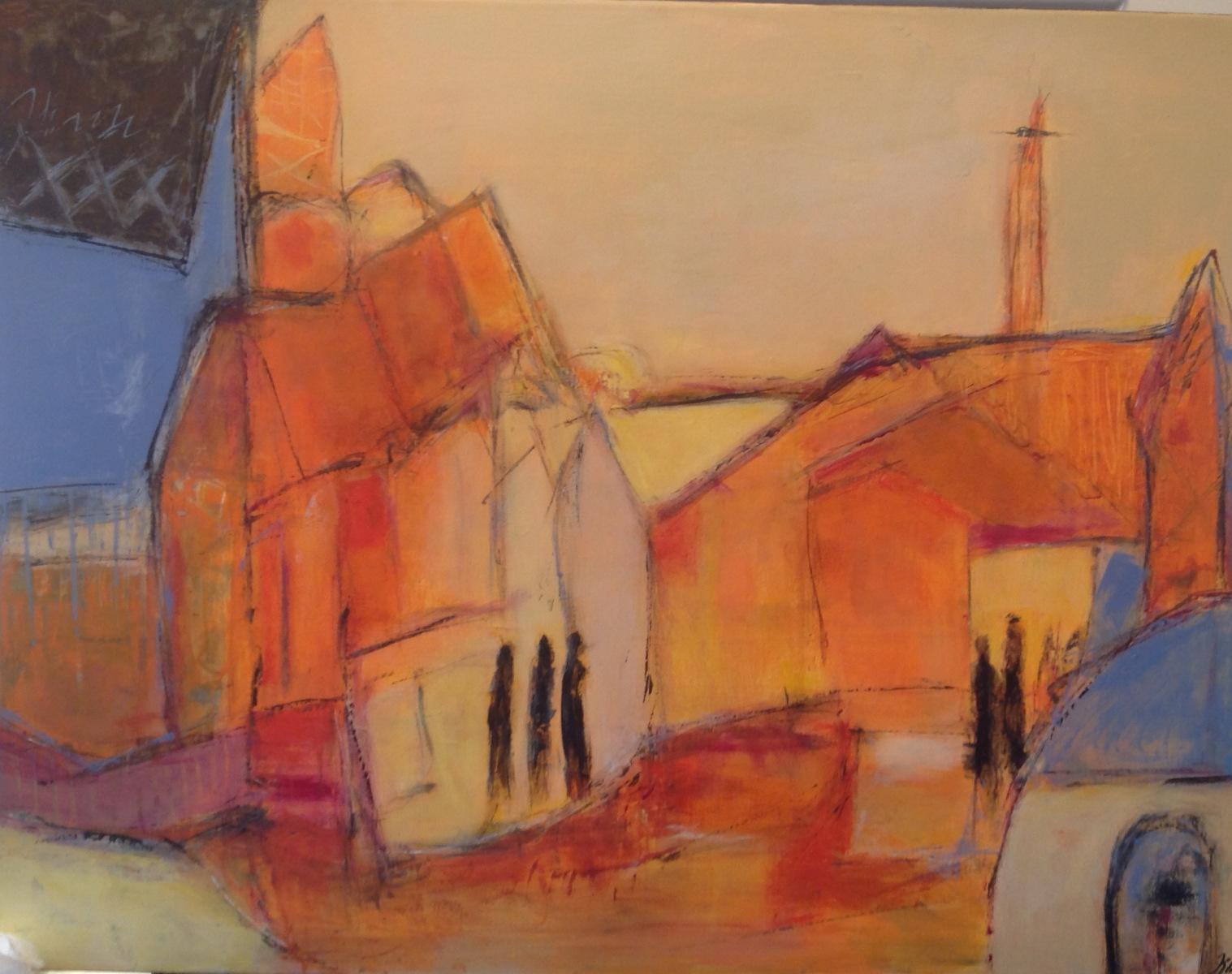 Byen solgt fra udstilling i Stenvad