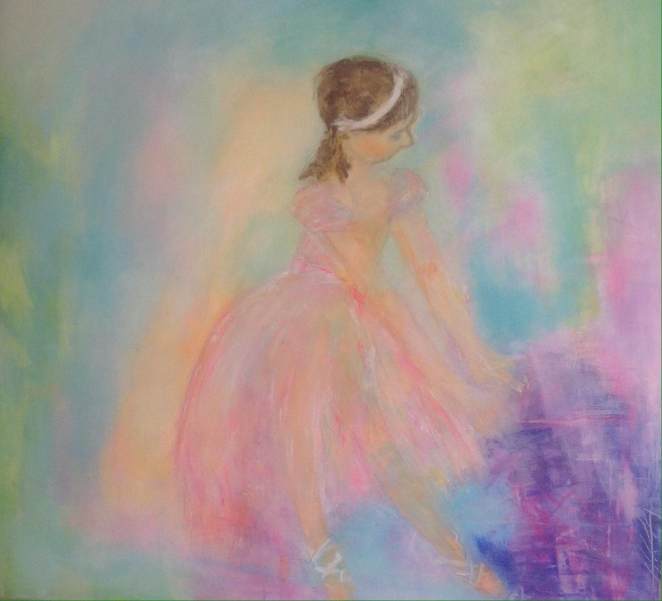Ballet pige gave til L S Q