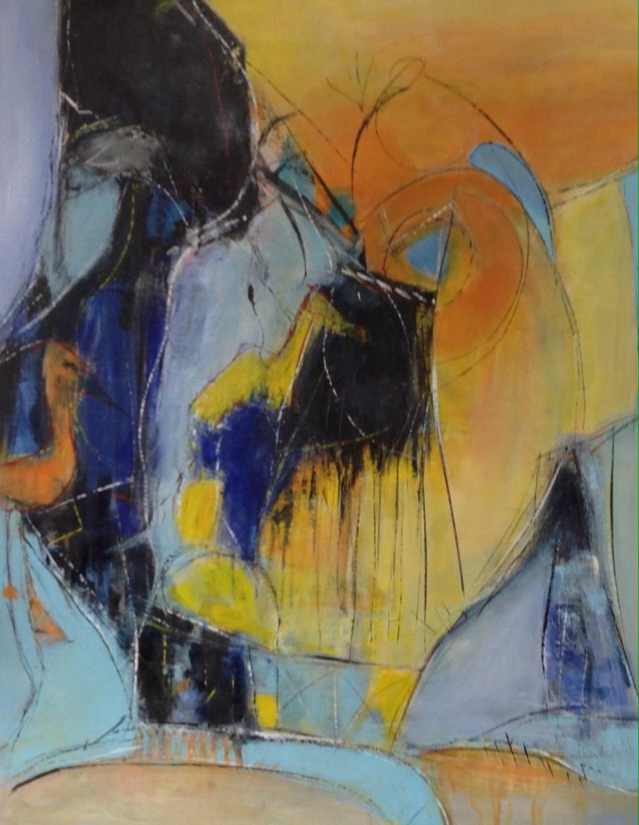 """"""" Abstrakt"""" gave til Jens og Line  2016"""