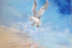 Mågerne kommer   Gave til FI